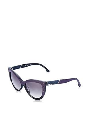 Diesel Sonnenbrille 0051_83B (56 mm) lila/marine