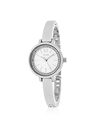 Fossil Women's BQ1200 Classic Silver Stainless Steel Watch