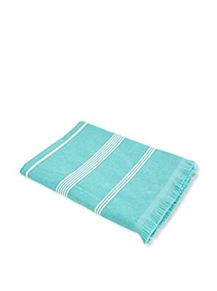 bambeco Coastal Summer Beach Towel, Turquoise