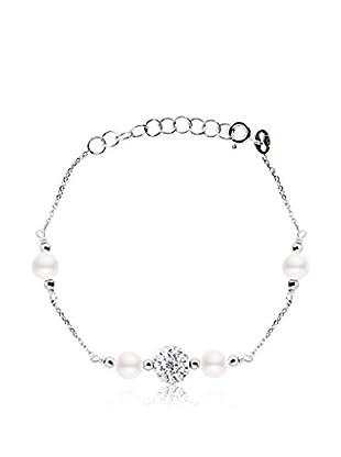 Manufacture Royale des Perles du Pacifique Collar  plata de ley 925 milésimas rodiada