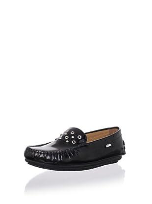 Venettini Kid's Dream Shoe (Toddler/Little Kid/Big Kid) (Black Patent)