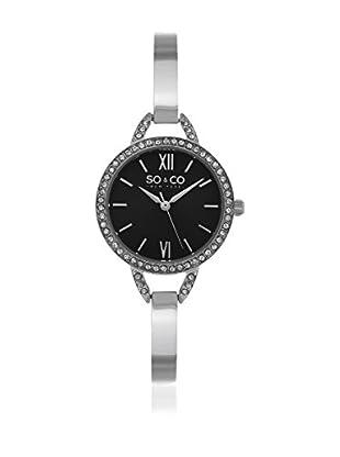 SO & CO New York Uhr mit japanischem Quarzuhrwerk Woman GP15585 30 mm