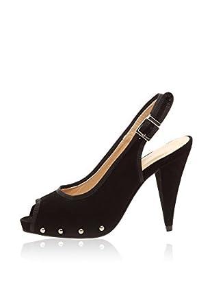 Les Petites Parisiennes Zapatos de Talón Abierto