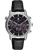 Tommy Hilfiger Chronograph Black Dial Men's Watch - NTH1790875J