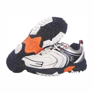 SG Prolite II (Blue / Orange) Cricket Shoes