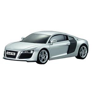 MJX Remote Controlled Audi R8, Grey