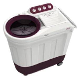 Whirlpool ACE 80 A 8 Kg Semi Automatic Twin Tub Washing Machine - Wine