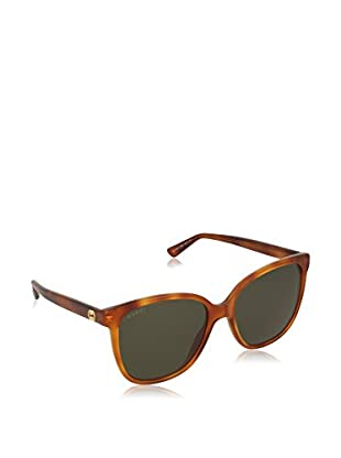 GUCCI Gafas de Sol 3819/ S 1E 056 (55 mm) Marrón