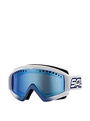salice occhiali Maschera Da Sci 969Darwfv Bianco/Blu