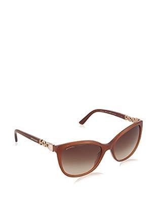 Bulgari Sonnenbrille 8145B_533413 (55 mm) braun
