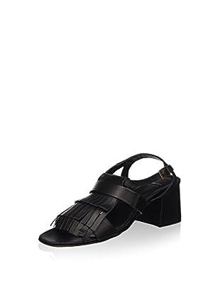 Bata 6643219 Sandali con cinturino alla caviglia, Donna, Marrone, 38