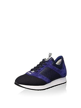 Sneaker Runn-Er 656 L.Shoe M Fabric/Leather