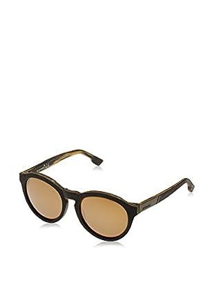 Diesel Sonnenbrille 0086_05G (53 mm) schwarz/braun