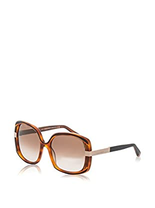 D Squared Sonnenbrille DQ0109 (57 mm) braun/goldfarben