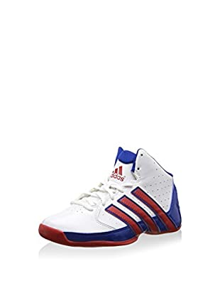 ADIDAS Hightop Sneaker Riseup2Nbak/Blanc