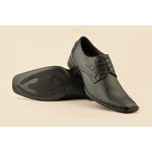 Mens Shoes LC9896 | Lee Cooper | Black | 10.5