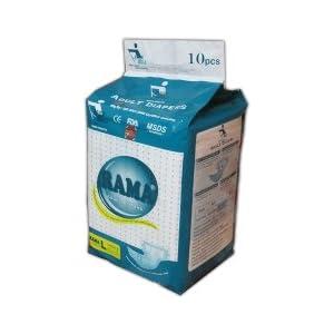 Rama Adult Diaper SIZE:L|Qty:10 Pcs