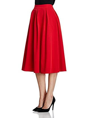 Nife Falda Rojo S (EU 36)