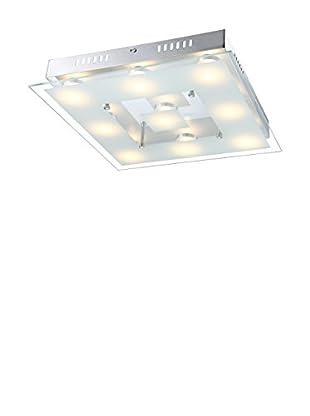 WOFI Deckenlampe LED Sphinx chrom
