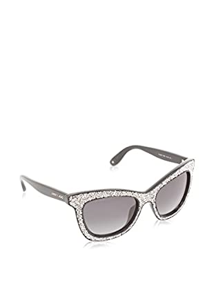 Jimmy Choo Gafas de Sol Flash/S HD FI8 52 (52 mm) Gris