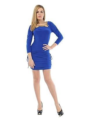 Via Bellucci Vestido Angélica (Azul)