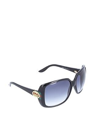 Gucci Damen Sonnenbrille GG 3166/S JJ schwarz