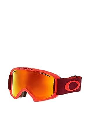 OAKLEY Skibrille OO7045-03 schwarz