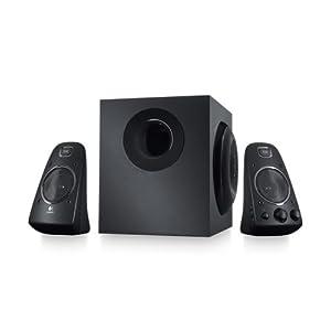 Logitech Z-623 2.1 THX-Certified Multimedia Speaker