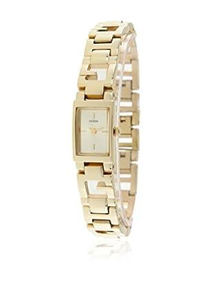 Guess Reloj de cuarzo Woman Dorado 13 mm