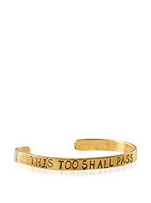Alisa Michelle This Too Shall Pass Cuff