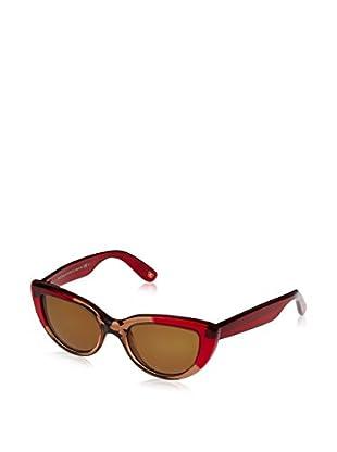 Bottega Veneta Gafas de Sol B.V.269/S (49 mm) Marrón / Rojo