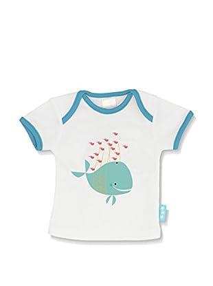 Baleno Camiseta Manga Corta Whale Ride