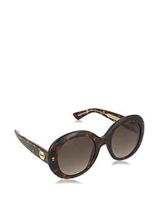 GUCCI Sonnenbrille 3815/S HA KCL (53.8 mm) (51 mm) havanna