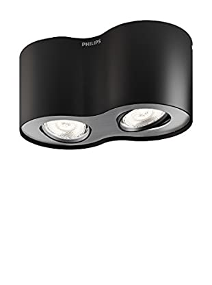 PHILIPS Deckenlampe LED Phase Myliving schwarz