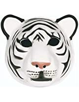 White Tiger (Foam) Mask