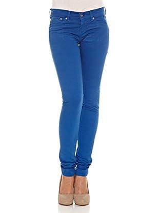Pepe Jeans London Pantalón Pixie (Azul)