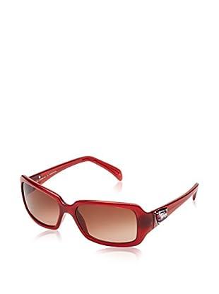 Pucci Sonnenbrille EP693S (56 mm) kirschrot