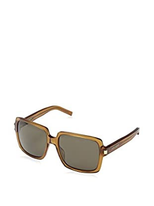 Yves Saint Laurent Occhiali da sole SL 65 (57 mm) Marrone