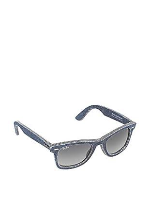 Ray-Ban Sonnenbrille Mod. 2140 1162 blau/schwarz