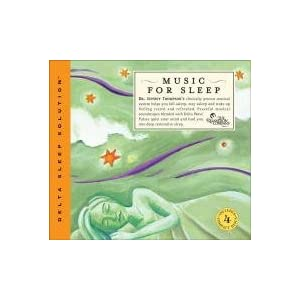 Music For Sleep: Clinically Proven Musical System (4CD Box Set) (Delta Sleep Solutions)