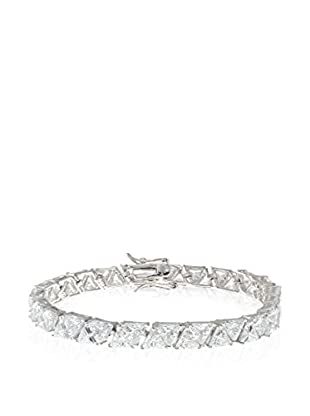 CZ BY KENNETH JAY LANE Armband Trillion Deco