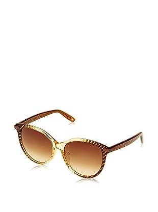 Bottega Veneta Sonnenbrille B.V. 219/F_SJ9 (55 mm) honig/braun