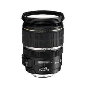 Canon EFレンズ EF-S17-55mm F2.8 IS USM デジタル専用 ズームレンズ 標準