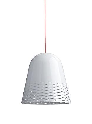 Rotaliana Lámpara Capri H3 Blanco/Rojo