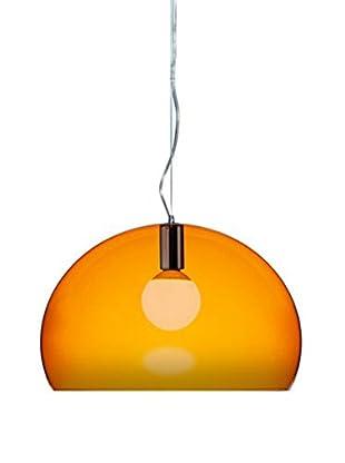 Kartell Pendelleuchte Fl/Y orange