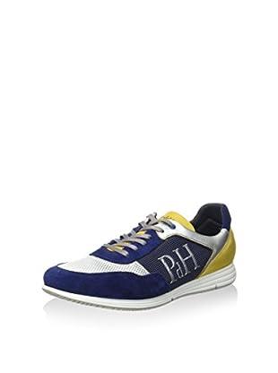 Pedro del Hierro Zapatillas Sneaker Icono Nylon/Piel
