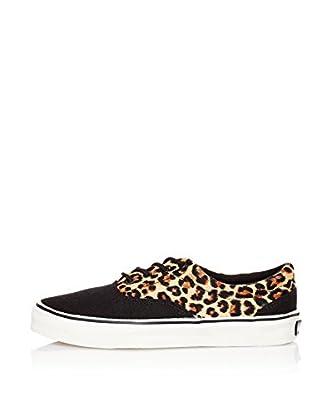 Wrung Sneaker Two Tones Leopard