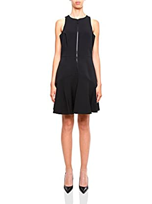 Michael Kors Kleid Zip Sleeveless Tier Dress