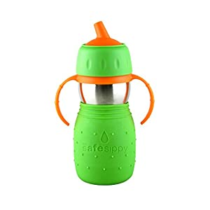 The Safe Sippy 242 Cup-Green