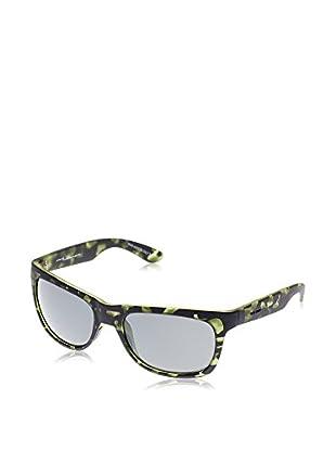 ITALIA INDEPENDENT Sonnenbrille 0915-140-54 (54 mm) schwarz/grün